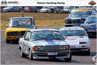 Historic Handicap Racing
