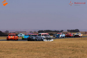 2019 - Round 7 - Historic Saloon Cars