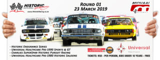 Round 01 – 23 March 2019 – Midvaal Raceway
