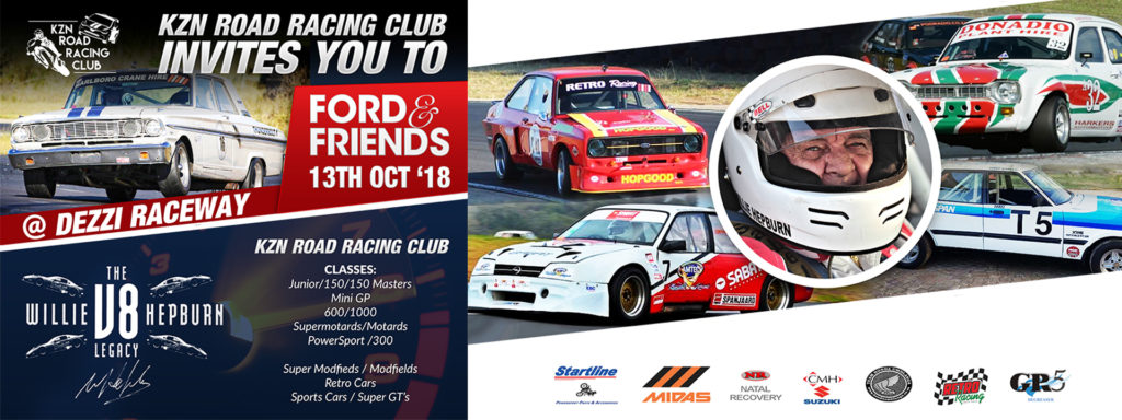 Ford and Friends - 13 Oct 2018 - Dezzi Raceway