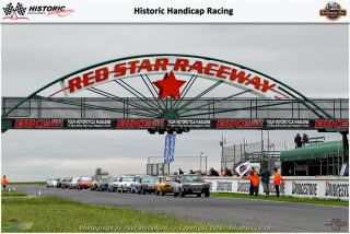 Historic Pursuit Racing