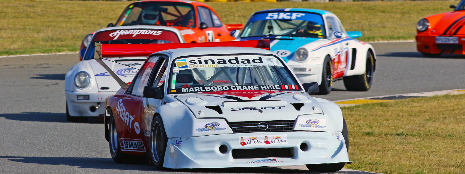 Historic Racing - Round 2 - 29 April 2017 - Phakisa Freeway
