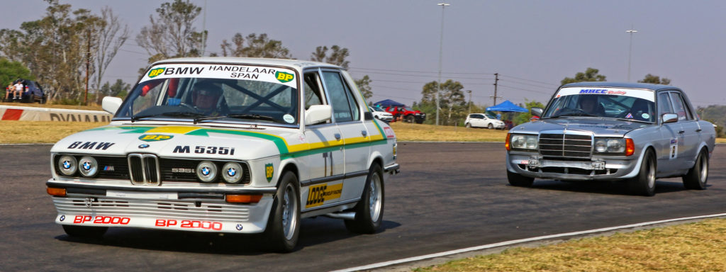 Historic Racing - Round 5 - 16 September 2017 - Zwartkops Raceway