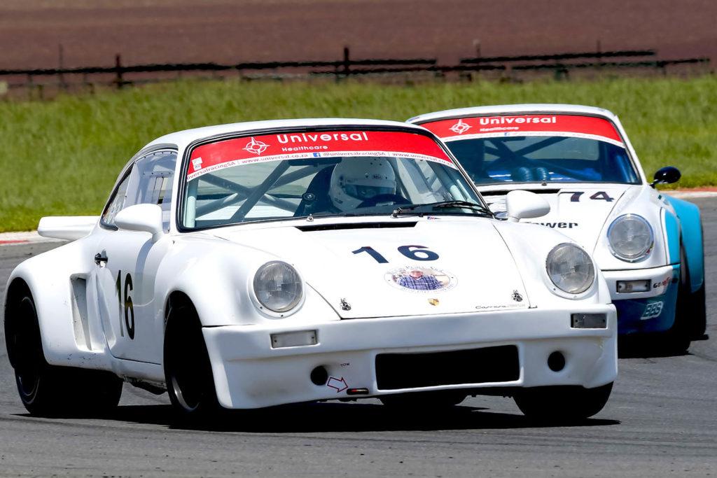Porsche squabble