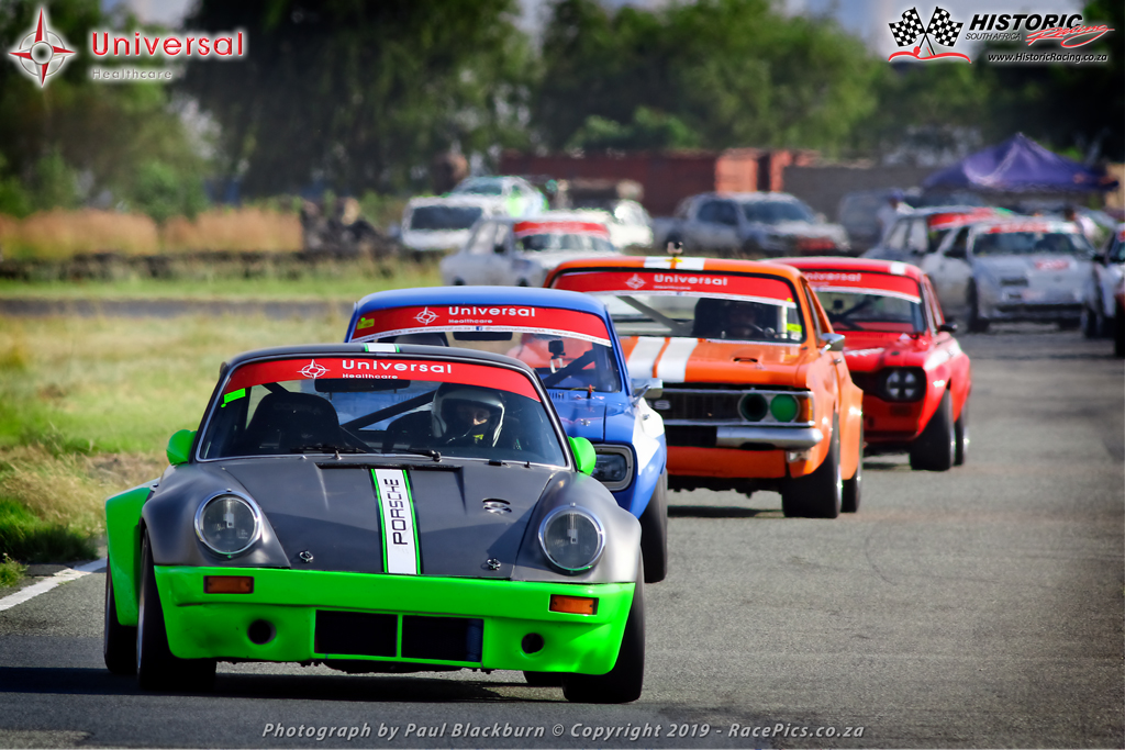 Race Report - Round 1 - Universal Healthcare Pre-1980 Historic Saloons - 23 March 2019