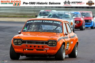 Marlboro Crane Hire Pre-1980 Historic Saloons classes FGH