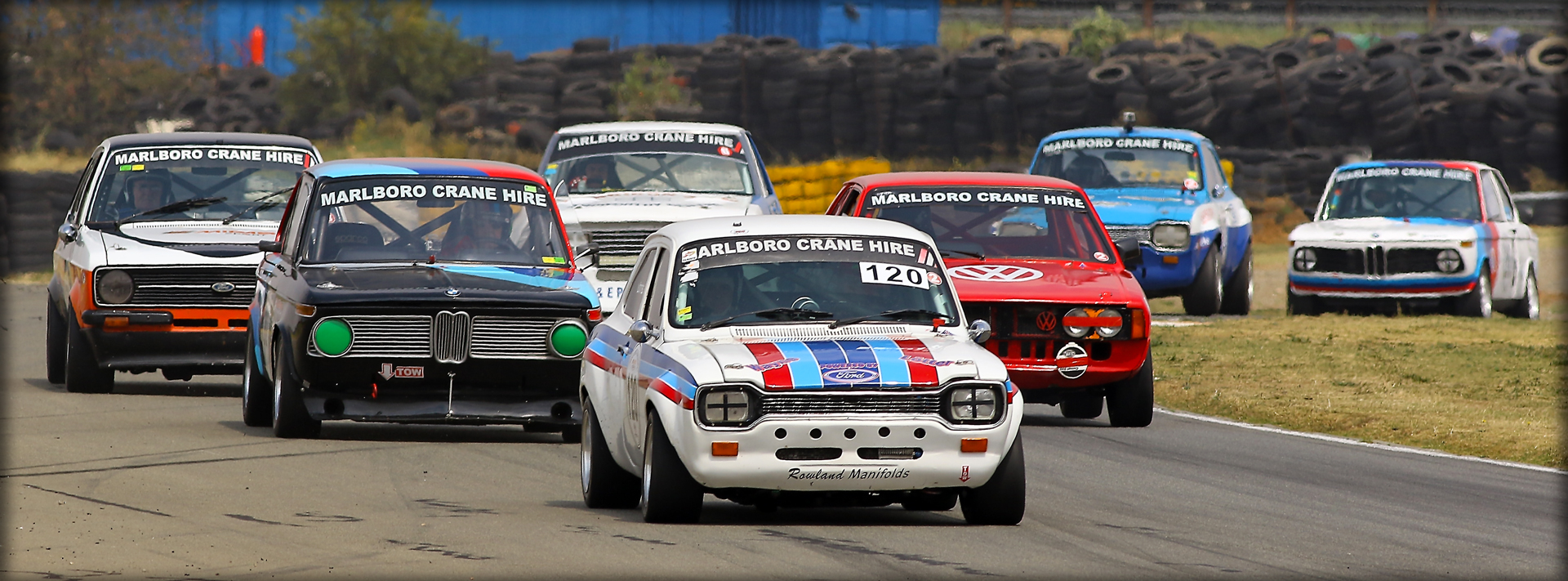 The Historic Tour At Phakisa Freeway On September Race